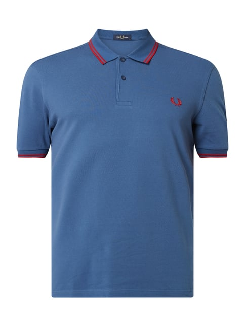 Twin Tipped Fred Poloshirt aus Baumwolle