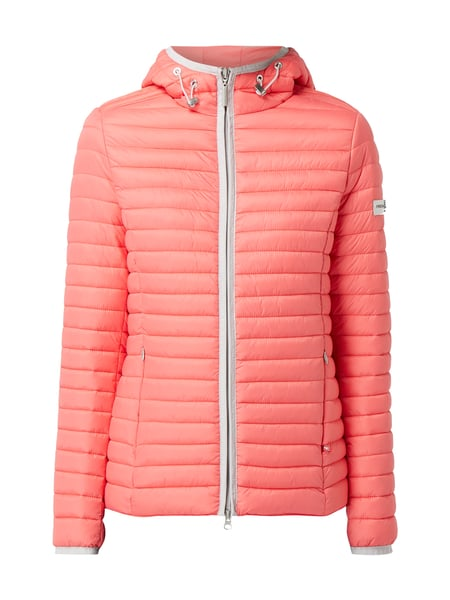 Frieda & Freddies Light-Steppjacke mit Wattierung - windabweisend Rot - 1