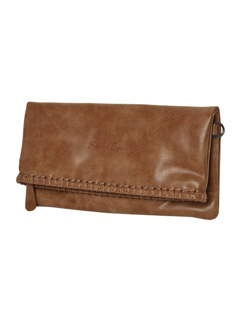 Clutch mit optionalem Schulterriemen Braun - 1