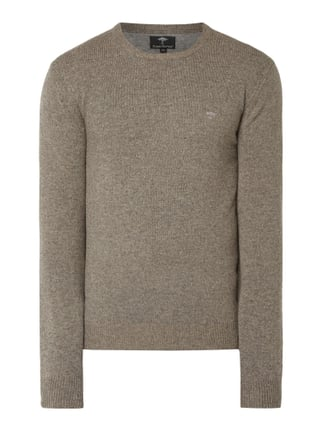 0221437ccb54 FYNCH-HATTON Pullover Online Shop   FASHION ID Online Shop