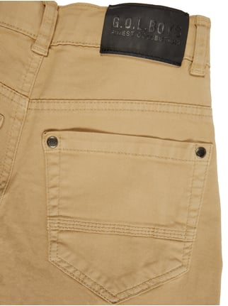 Slim Fit 5-Pocket-Hose mit Stretch-Anteil G.O.L. online kaufen - 1