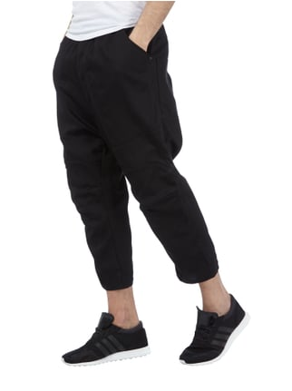 G-Star Raw Anti Fit Jogpants in 7/8-Länge Schwarz - 1