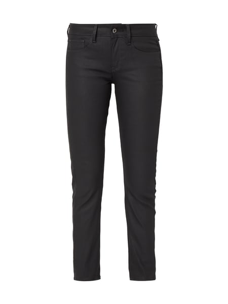 G-Star Raw Coated Skinny Fit Jeans Grau / Schwarz - 1