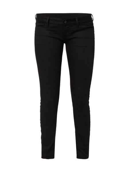 G-Star Raw Coloured Skinny Fit Jeans Schwarz - 1