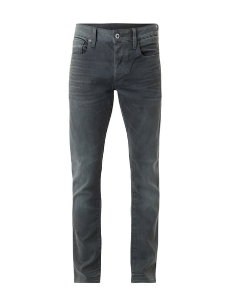 G Star Raw – Coloured Slim Fit Jeans – Dunkelgrau