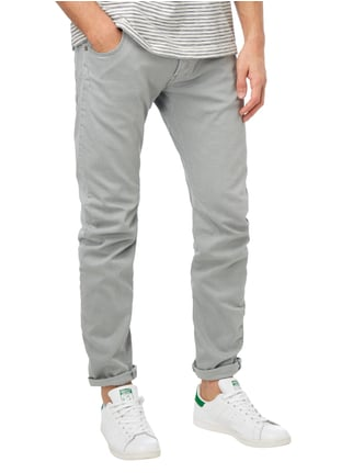 G-Star Raw Coloured Slim Fit Jeans mit Stretch-Anteil Mittelgrau - 1