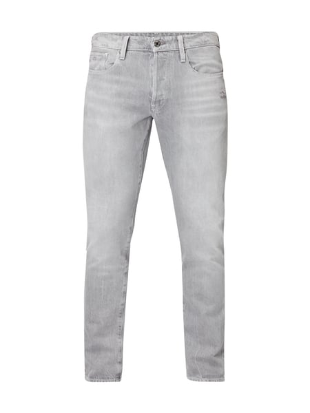 G-Star Raw 3301 Tapered - Coloured Tapered Fit Jeans Mittelgrau meliert
