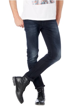G-Star Raw Stone Washed Slim Fit Jeans Schwarz - 1