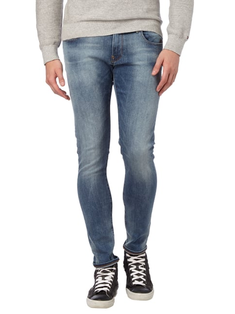 G-Star Raw Double Stone Washed Super Slim Fit Jeans Jeans - 1