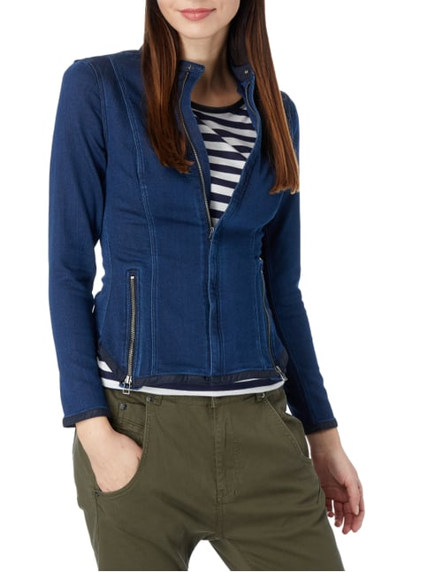 G-Star Raw Jacke aus Sweat in Denimoptik Jeans - 1