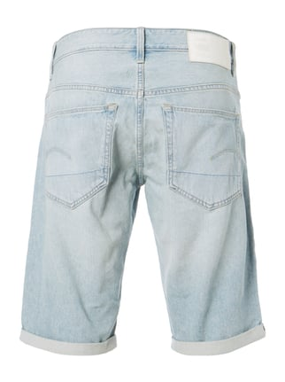 G-Star Raw Jeansbermudas im Used Look Jeans - 1