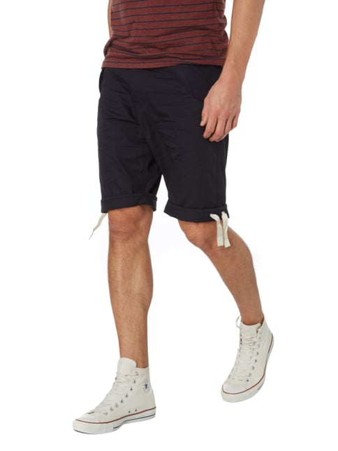 G-Star Raw Loose Fit Bermudas mit Pattentaschen Marineblau - 1