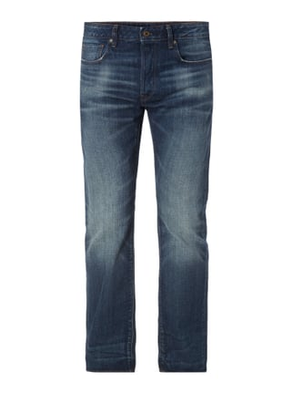 Old Blue Washed Straight Fit Jeans Blau / Türkis - 1