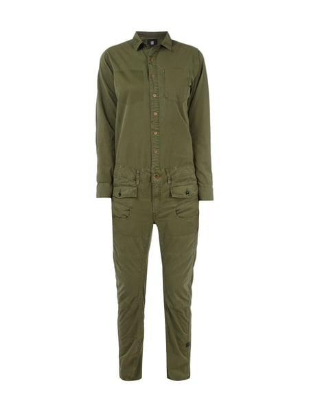 free shipping beda6 907f8 Overall im Military-Look
