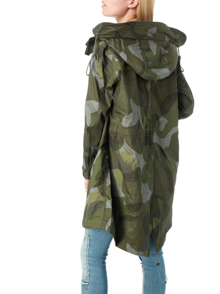 g star raw parka mit camouflage muster in gr n online kaufen 9655368 p c online shop sterreich. Black Bedroom Furniture Sets. Home Design Ideas
