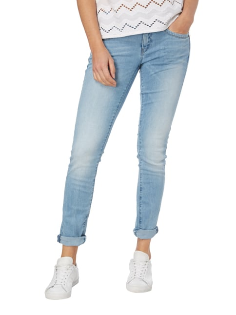 G-Star Raw Stone Washed Skinny Fit 5-Pocket-Jeans Jeans - 1