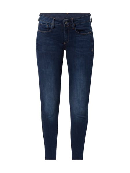 G-Star Raw 3301 Deconst - Light Stone Washed Skinny Fit Jeans Jeans