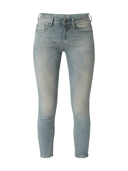 G-Star Raw Skinny Fit Jeans mit Stretch-Anteil Grau - 1