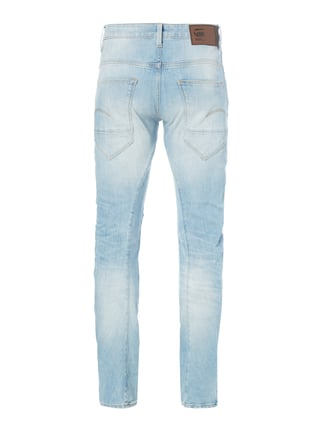 G-Star Raw Slim Fit 5-Pocket-Jeans im Used Look Jeans - 1