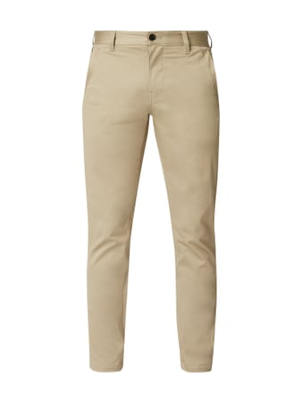 G-Star Raw Slim Fit Chino aus Twill Beige - 1