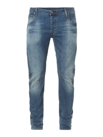 G-Star Raw Stone Washed Slim Fit Jeans Blau / Türkis - 1