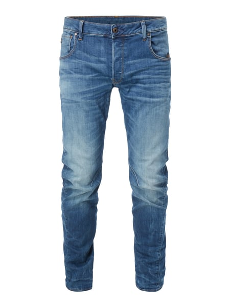 G-Star Raw Arc 3d Slim - Stone Washed Slim Fit Jeans Jeans