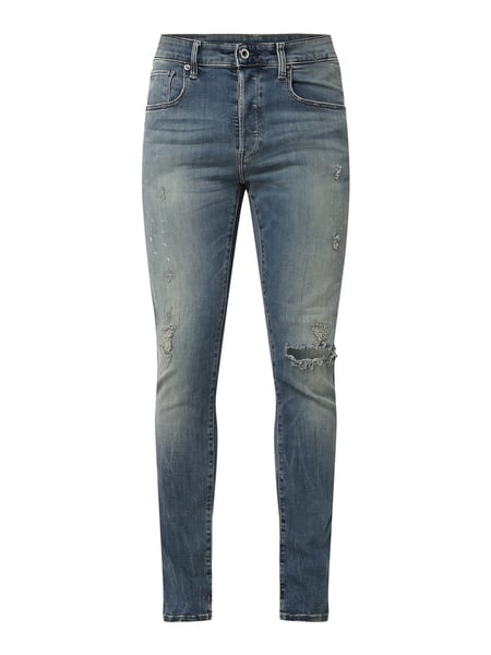 G-Star Raw Slim fit jeans met stretch Blauw - 1