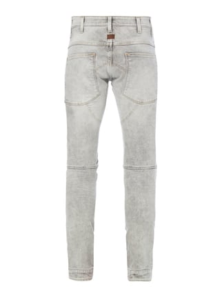 G-Star Raw Stone Washed Super Slim Fit Jeans Mittelgrau - 1