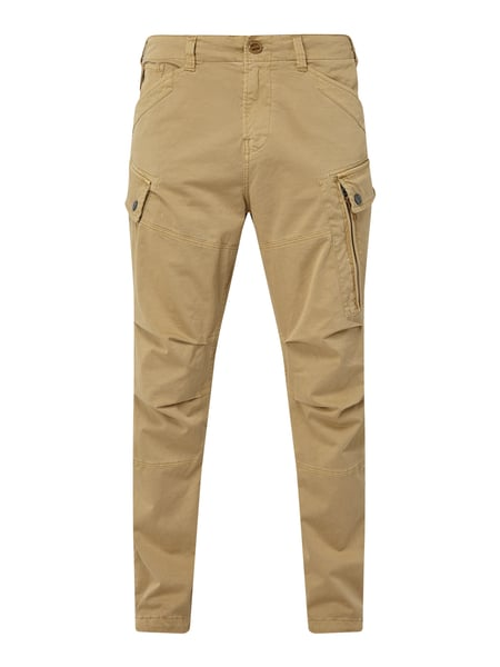 G-Star Raw Straight Fit Cargohose mit Stretch-Anteil Beige - 1