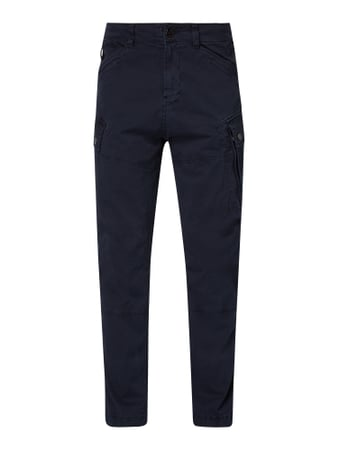G-Star Raw Straight Fit Cargohose mit Stretch-Anteil Blau - 1