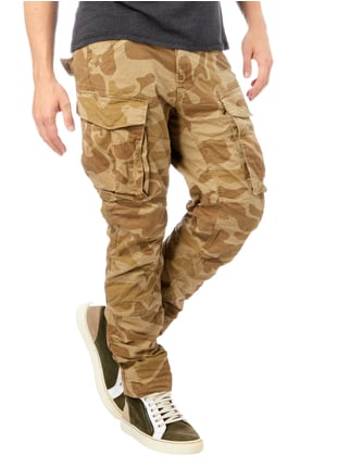 G-Star Raw Tapered Fit Cargohose mit Camouflage Beige - 1