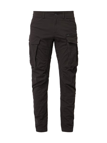 G-Star Raw Rovic Zip 3d_tap - Tapered Fit Cargohose mit Stretch-Anteil Anthrazit