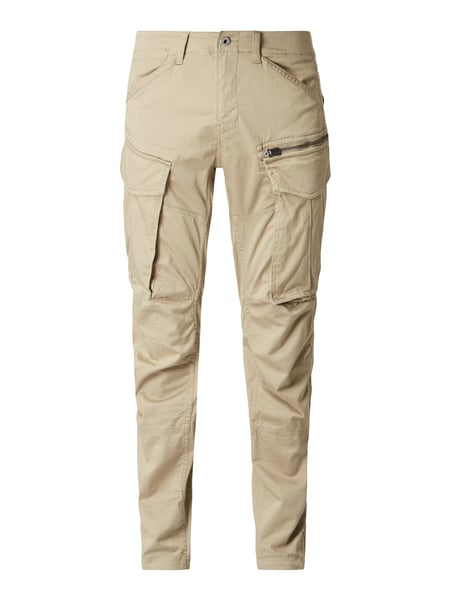 G-Star Raw Tapered Fit Cargohose mit Stretch-Anteil Beige - 1