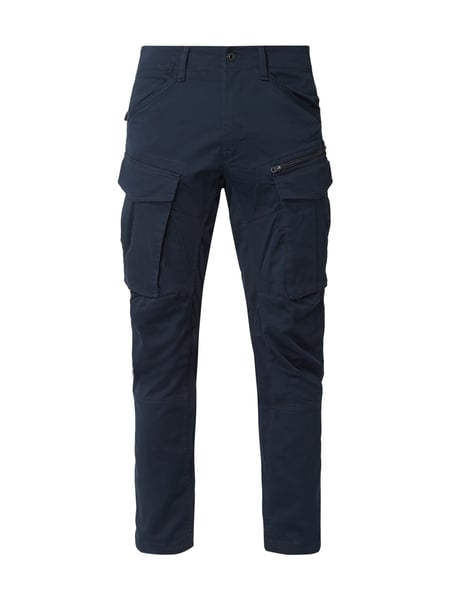 G-Star Raw Rovic Zip 3d Tap - Tapered Fit Cargohose mit Stretch-Anteil Blau