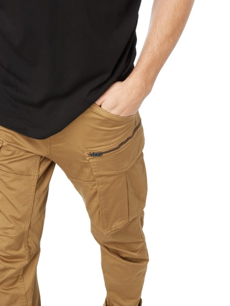 G-STAR-RAW Tapered Fit Cargohose mit Stretch-Anteil in Weiß online ... cf6b8290ca