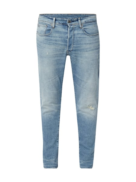 G-Star Raw 3301 Tapered - Tapered Fit Jeans im Used Look Jeans