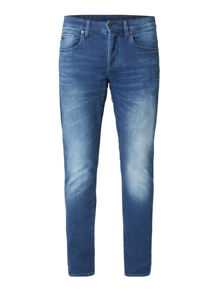 G-Star Raw 3301 Tapered - Stone Washed Tapered Fit Jeans Jeans