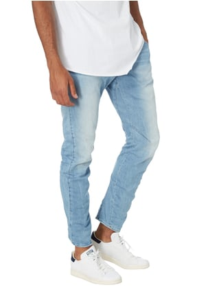 G-Star Raw Stone Washed Tapered Fit Jeans mit Tunnelzug Jeans - 1