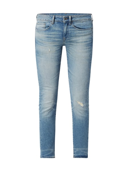 G-Star Raw 3301 Deconst - Used Look Skinny Fit Jeans Jeans