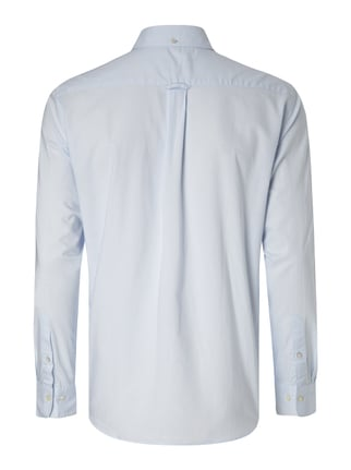 Gant Regular Fit Freizeithemd mit Button-Down-Kragen Bleu - 1