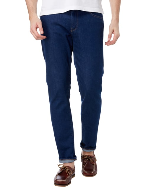 Gant Slim Fit Jeans mit Stretch-Anteil Blau - 1