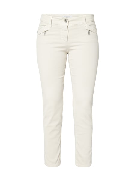 Gerry Weber Edition Coloured Modern Fit Jeans Sand