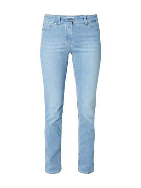 Gerry Weber Edition Rinsed Washed Modern Fit Jeans Jeans meliert