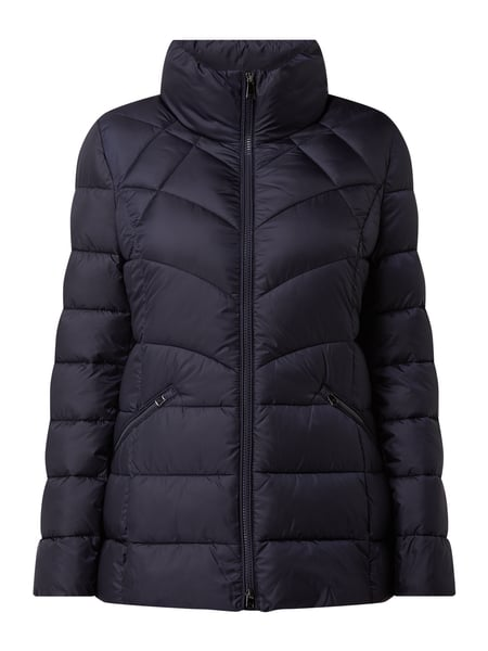 Gerry Weber Edition – Steppjacke mit Wattierung – Marineblau