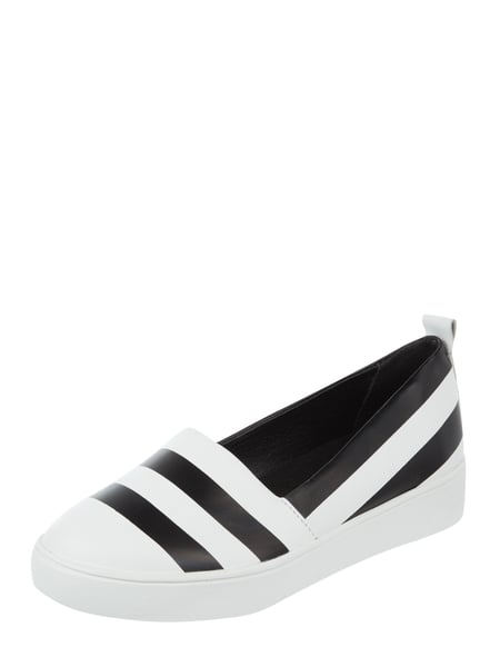 Gerry Weber Shoes Slip-On Sneaker 'Lilli 14' aus Leder Weiß - 1