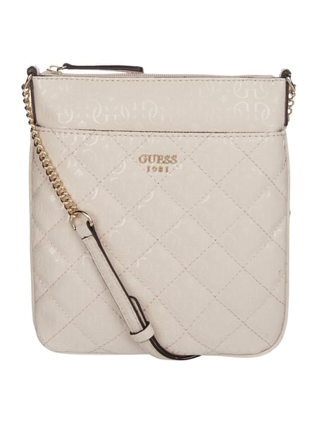 Guess Seraphina (sg) - Crossbody Bag mit Logo-Muster Rosé