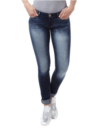 Guess Double Stone Washed Skinny Fit Jeans Jeans - 1