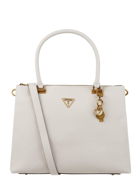 Guess Handtasche in Leder-Optik Modell 'Destiny' Beige - 1