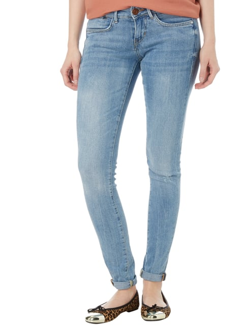 Guess Jeggings im Used Look Jeans - 1
