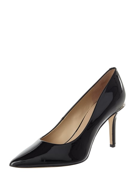 Guess Pumps in Lackoptik Schwarz - 1